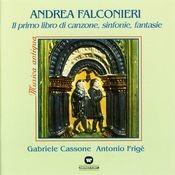 Il Primo Libro di Canzone, Sinfonie, Fantasie Songs