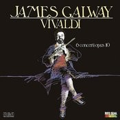 James Galway Plays Vivaldi: 6 Concerti, Op. 10 Songs