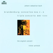 Bach, J.S.: Concertos & Orchestral Suites Songs