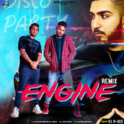 Engine Remix By DJ A-Vee Song
