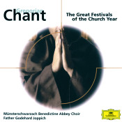 Gregorian Chant The Great Festivals Of The Church Year Songs
