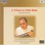 A Tribute To Chittibabu - Veena Vol 2 Songs