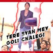 Tere Byah Mey Goli Chalegi MP3 Song Download- Tere Byah Mey