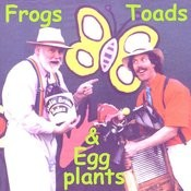 Frogs, Toads & Egg Plants Songs