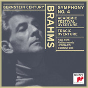 Brahms:  Symphony No. 4; Academic Festival Overture; Tragic Overture Songs