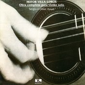 Heitor Villa-Lobos: Complete works for solo guitar Songs