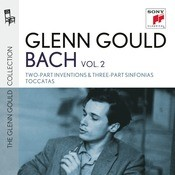 Bach: Inventions & Sinfonias, BWV 772-801 & Toccatas BWV 910-916 Songs