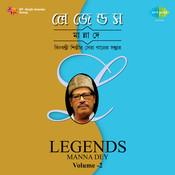 Legends Manna Dey Volume 2 Songs