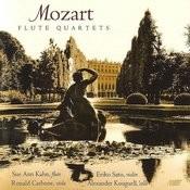 Mozart - Flute Quartets Songs