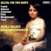 Recital For Two Harps Songs