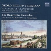 Telemann: Six Concertos For Two Flutes Songs