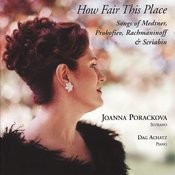 How Fair This Place - Songs of Medtner, Prokofiev, Rachmaninoff, & Scriabin Songs