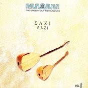 The Greek Folk Instruments V. 8: Sazi Songs