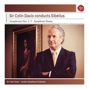 Colin Davis Conducts Sibelius Songs