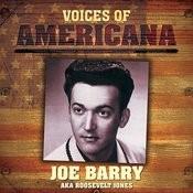 Voices Of Americana: Joe Barry AKA Roosevelt Jones Songs