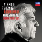 Rachmaninov: Piano Sonata No.1 / Chopin Variations Songs