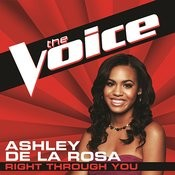 Right Through You (The Voice Performance) Songs