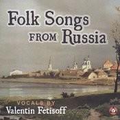 Folk Songs From Russia Songs