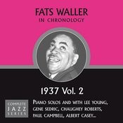 Complete Jazz Series 1937 Vol. 2 Songs