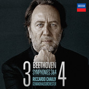 Beethoven: Symphonies Nos.3 & 4 Songs