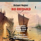 Richard Wagner: Das Rheingold 1958, Vol. 1 Songs
