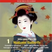 Giacomo Puccini: Madame Butterfly (Gavazzeni,De Los Angeles,Di Stefano) [1954], Vol. 1 Songs