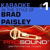 I'm Gonna Miss Her (The Fishin' Song) (Karaoke With Background Vocals)[In The Style Of Brad Paisley] Song