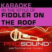 Match Maker (Karaoke Lead Vocal Demo)[In The Style Of Fiddler On The Roof] Song