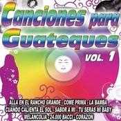 Canciones Para Guateque Vol. 1 Songs