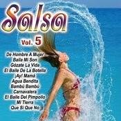 Salsa Vol.5 Songs