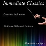 Aljabjev: Overture In F Minor Songs
