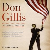 Don Gillis - Symphonies No. 5 And No. 6 Songs