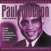 The Great Paul Robeson Songs