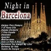 Night In Barcelona Songs