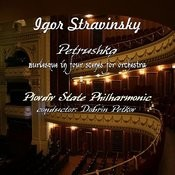 Igor Stravinsky: Petrushka, Burlesque In Four Scenes For Orchestra Songs