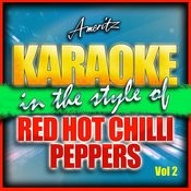 Karaoke - Red Hot Chili Peppers Vol. 2 Songs