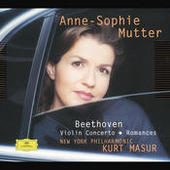 Beethoven: Violin Concerto; Romances Songs