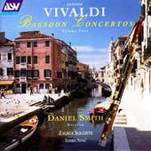 Vivaldi: Bassoon Concertos Vol.4 Songs