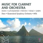 Music For Clarinet And Orchestra Songs