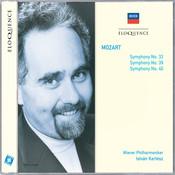 Mozart: Symphonies Nos. 33, 39 & 40 Songs