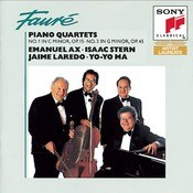 Quartet No. 1 In C Minor For Piano & Strings, Op. 15: III. Adagio  Song