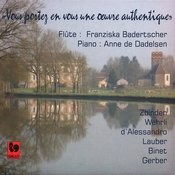 Zbinden - Wehrli - D'alessandro - Binet - Lauber - Gerber: Masterpieces Of Swiss Music For Flute And Piano Songs