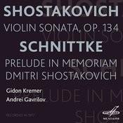 Violin Sonata, Op. 134: II. Allegretto Song