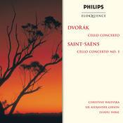 Dvorak: Cello Concerto / Saint-Saëns: Cello Concerto No.1 Songs