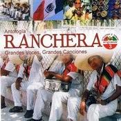 Antología Ranchera Grandes Voces, Grandes Canciones Volume 3 Songs