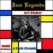 Jazz Legends (Légendes Du Jazz), Vol. 04/32: Art Blakey - Live In Paris Olympia Songs