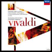 Vivaldi: Concerti Opp.3,4,8 & 9 (6 CDs) Songs