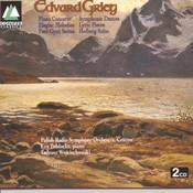 Grieg: Piano Concerto, Symphonic Dances, Lyric Pieces, Holgberg Suite, Peer Gynt Suites Songs