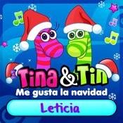 Me Gusta La Navidad Leticia Songs