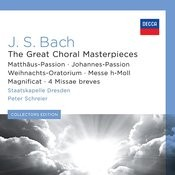 Mass In B Minor, Bwv 232 - Credo: Credo In Unum Deum Song